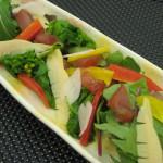 ブログ'10春のサラダ
